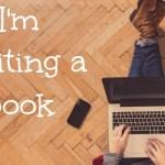 I'm writing a book
