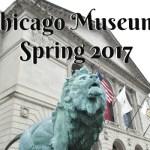 Free Chicago Museum Days – Spring 2017
