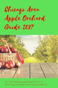 Chicago u-pick apple orchard