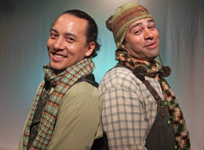 Chicago Children's Theatre - A Year with Frog & Toad - friends