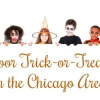 Kids in costumes - Indoor Trick-or-Treating in the Chicago Area #halloween #Chicago