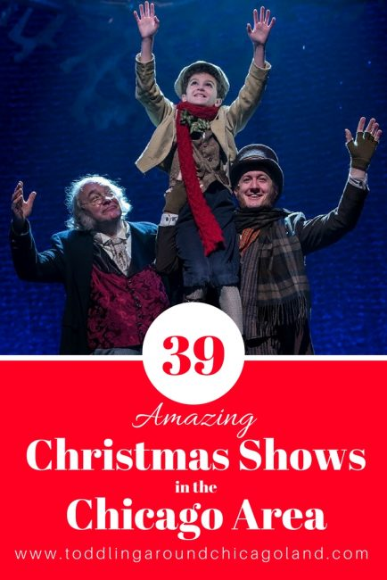 christmas shows in chicago pinterest image - Christmas Shows In Chicago