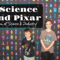 The Science Behind Pixar at the Museum of Science & Industry