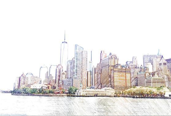 - New York - settling in - Manhattan