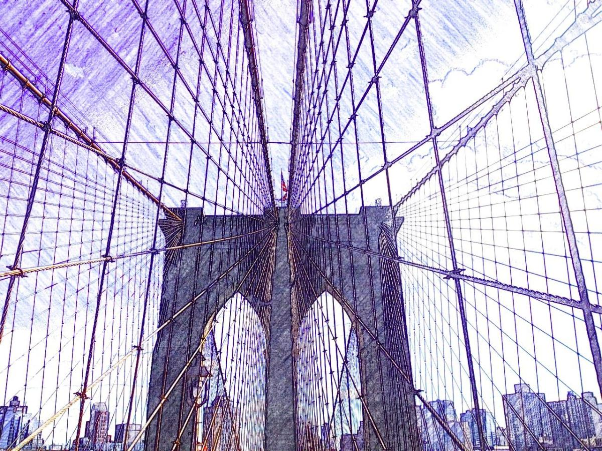 Brooklyn Bridge and DUMBO - itinerary for a great day out for all generations