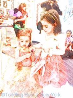B's nursery parade - Halloween New York