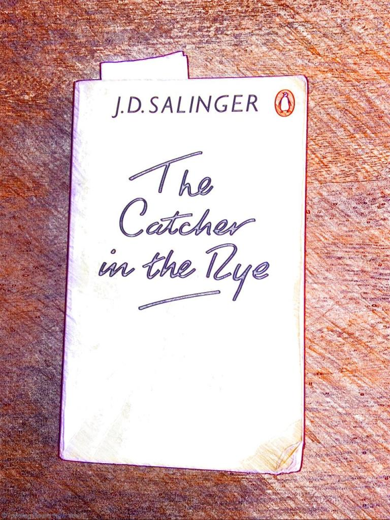 New York books - J.D. Salinger