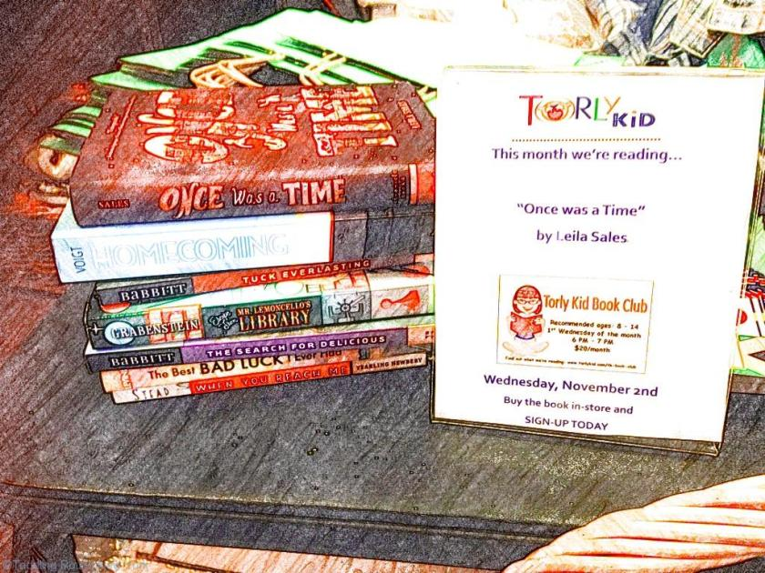 Torly Kid's book club