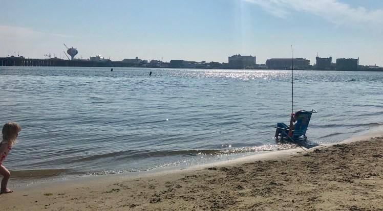 Homer Guldesky Park Stinky Beach West Ocean City MD
