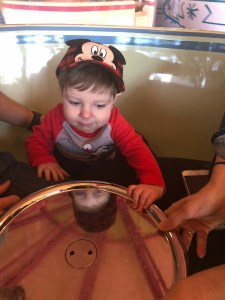 Rides for Toddlers at Magic Kingdom Tea Party Toddling Traveler