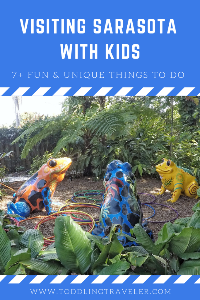 Sarasota with Kids Pinterest