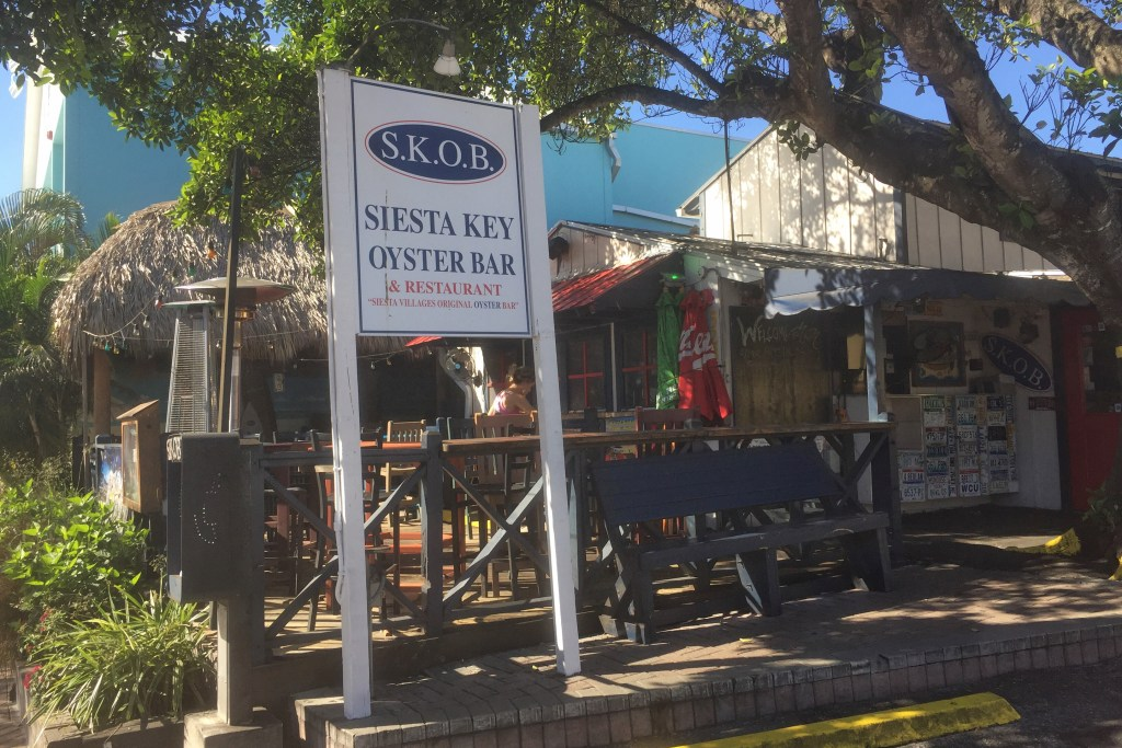 Siesta Key Oyster Bar Kid Friendly Restaurants Siesta Key