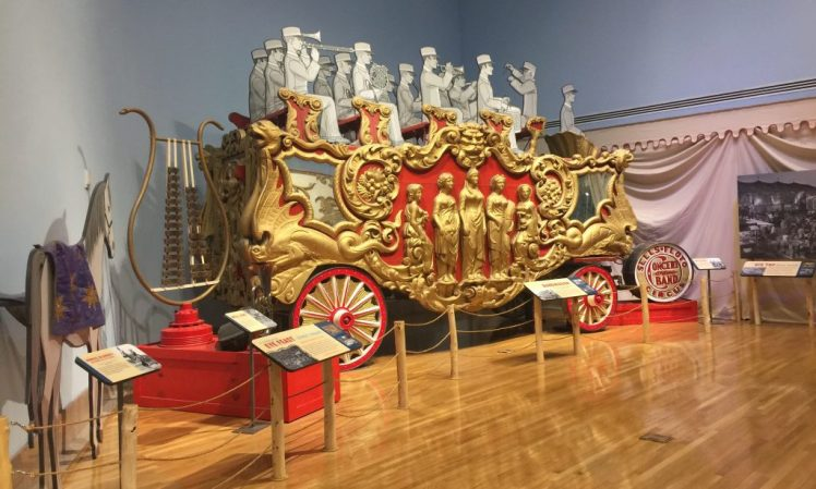 Ringing Circus Museum Car