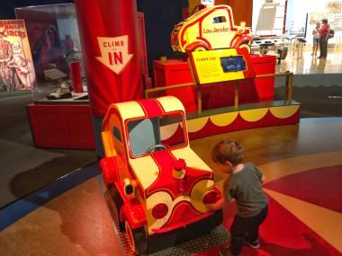 Ringling Museum Clown Car
