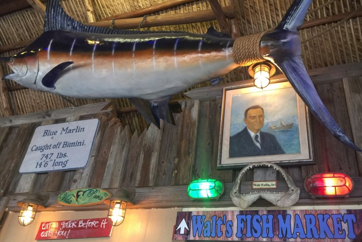 Walt's Fish Market Best Seafood in Siesta Key, Florida