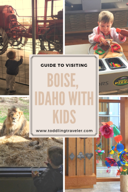 Things to Do in Boise Idaho with kids