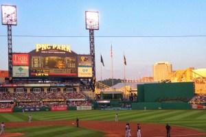 pittsburgh pirates baseball stadium Things to do with Kids in Pittsburgh Toddling Traveler