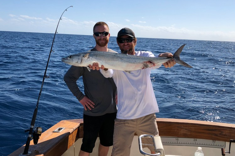 Fishing Charter Family Vacation in Islamorada Florida Keys with Kids Toddling Traveler