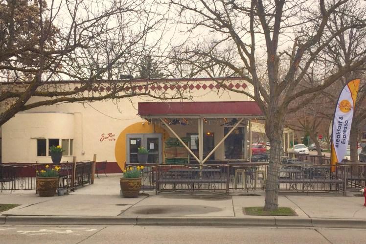 Sun Ray Cafe Hyde Park Boise