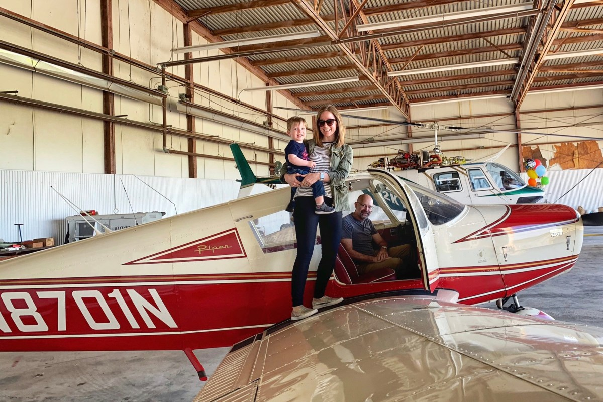 Jimmy Stewart Indiana County Airport Things to Do in Indiana PA with Kids Toddling Traveler