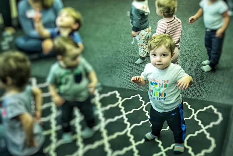 Kindermusik with Christa Beck Mommy and Me Classes Pittsburgh