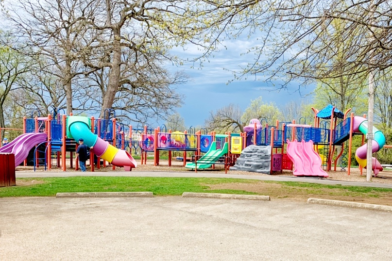 Mack Park Things to do with Kids Indiana PA