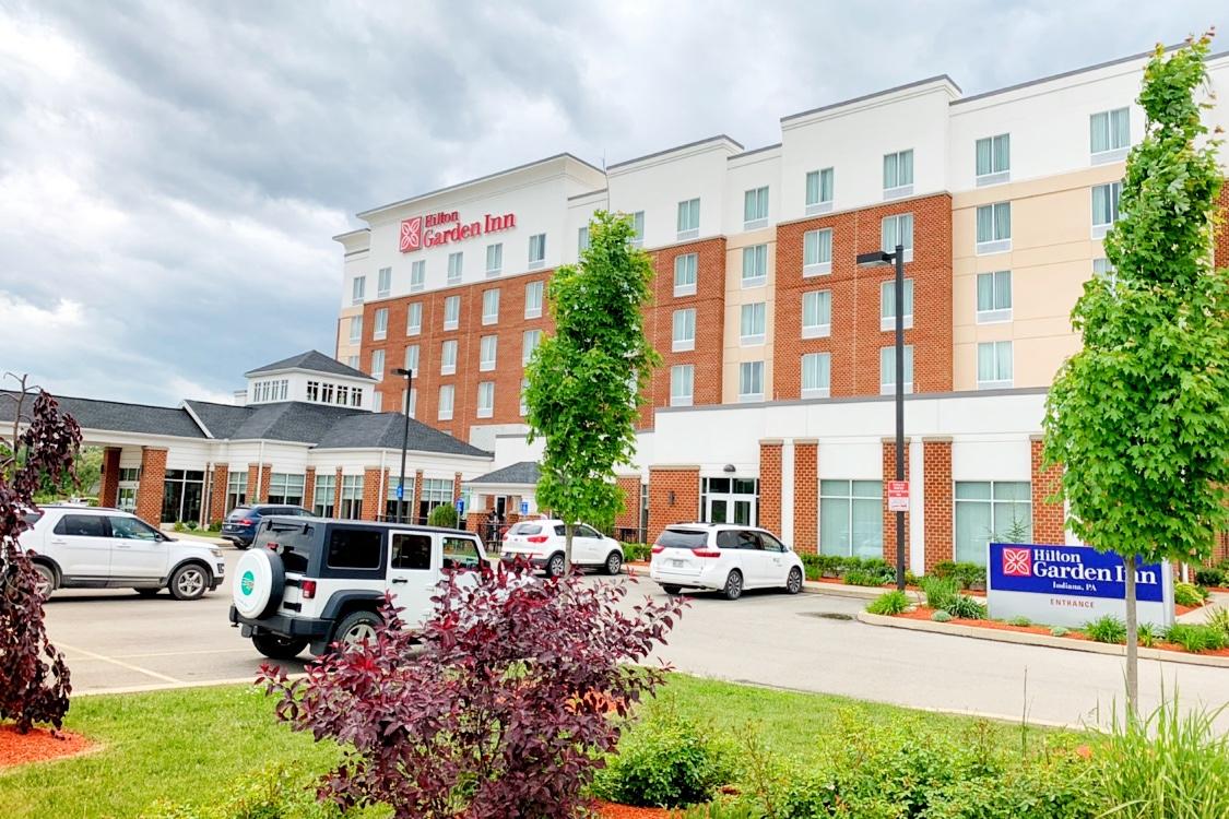 Hilton Garden Inn Indiana at IUP hotel