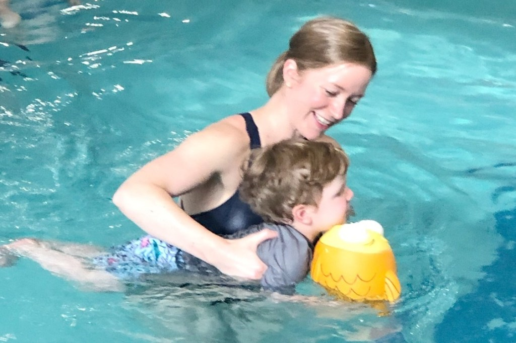 Swim Lessons Pittsburgh Mommy and Me Classes Goldfish Swim School Wexford