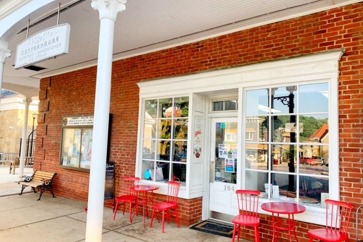 Abigail's Coffeehouse Coffee Shops in Ligonier, PA Toddling Traveler