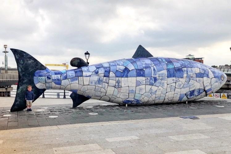 24 Hours in Belfast The Big Fish Toddling Traveler