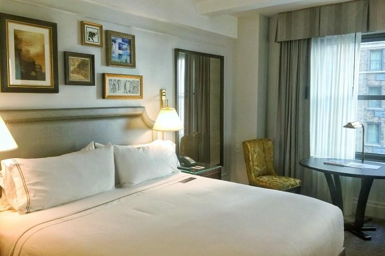 Intercontinental NY Barclay Family-Friendly Hotel in Midtown Toddling Traveler