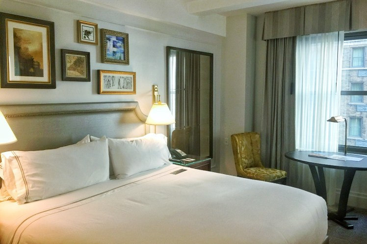 Intercontinental NY Barclay Family-Friendly Hotel in Midtown Toddling Traveler