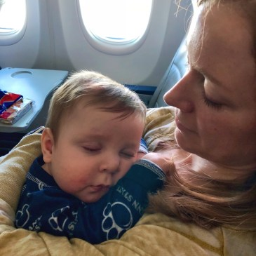 Flying with a Baby Tips and Products Toddling Traveler
