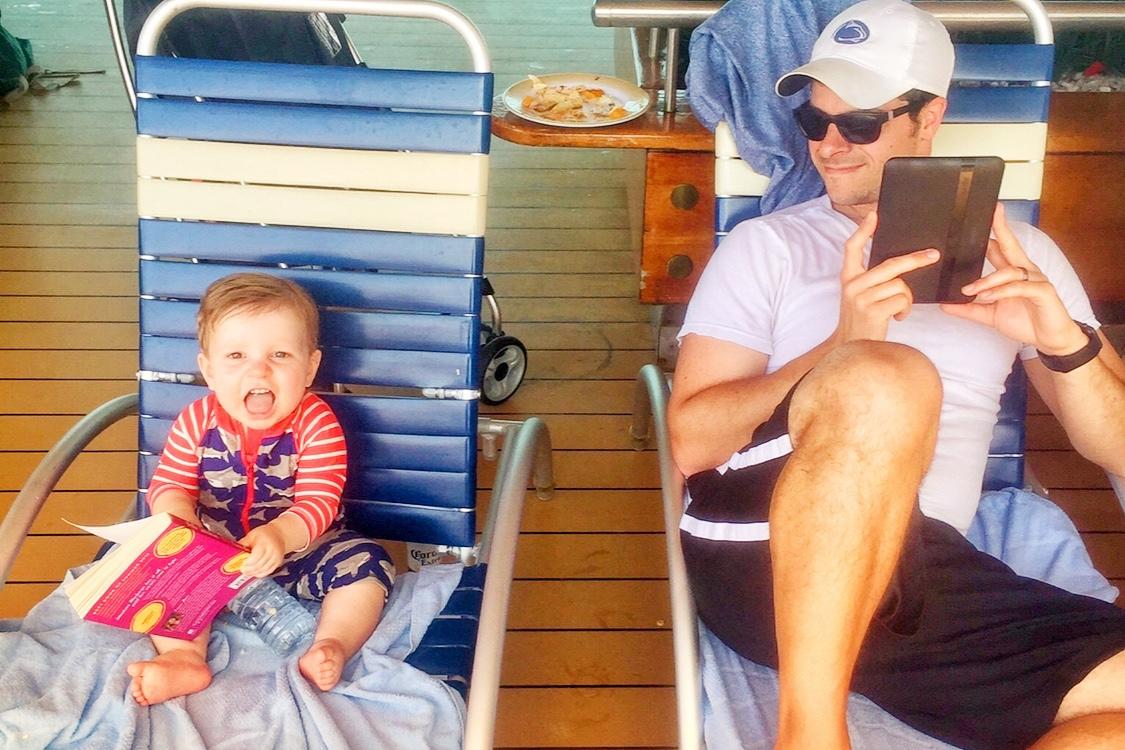 Cruise with Toddler Toddling Traveler