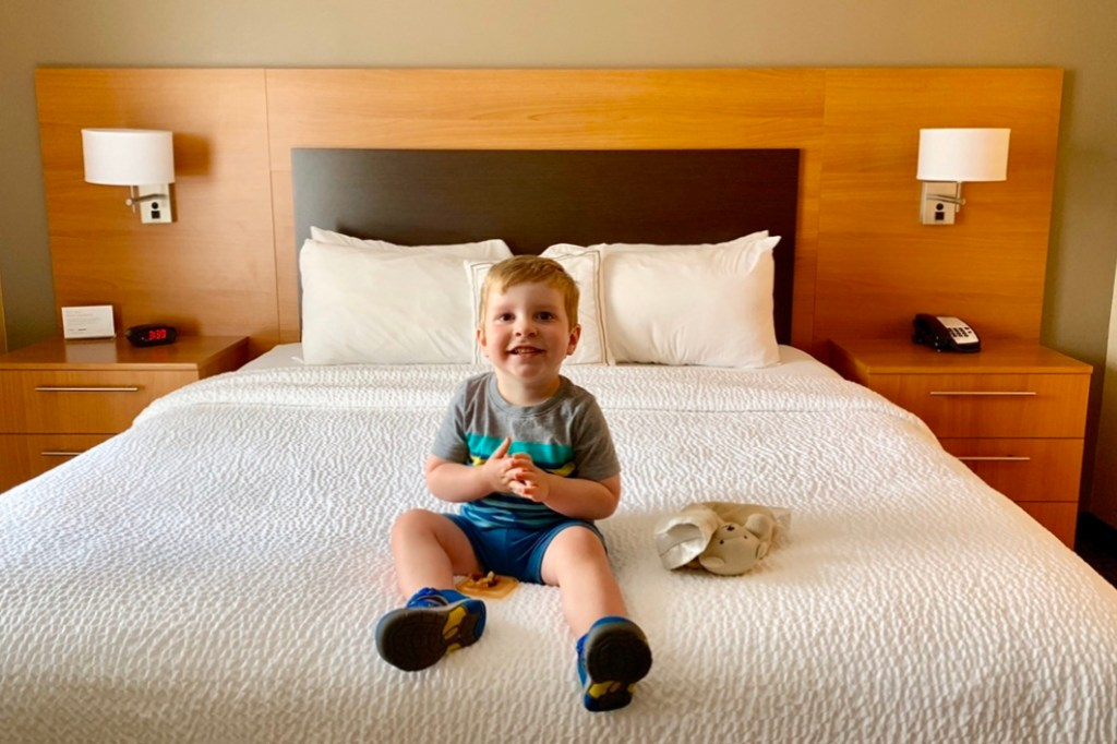 Townplace Suites Erie Hotels Toddling Traveler