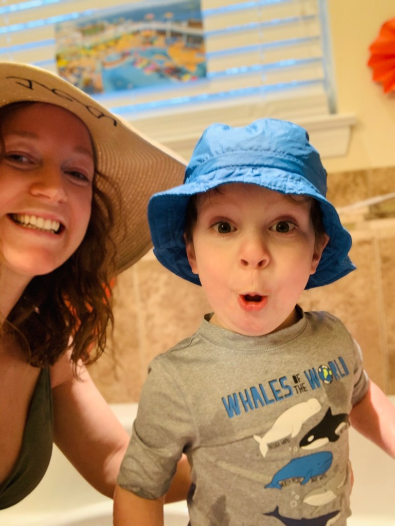 Stay at Home Activities for Toddlers Indoor Pool Party Toddling Traveler