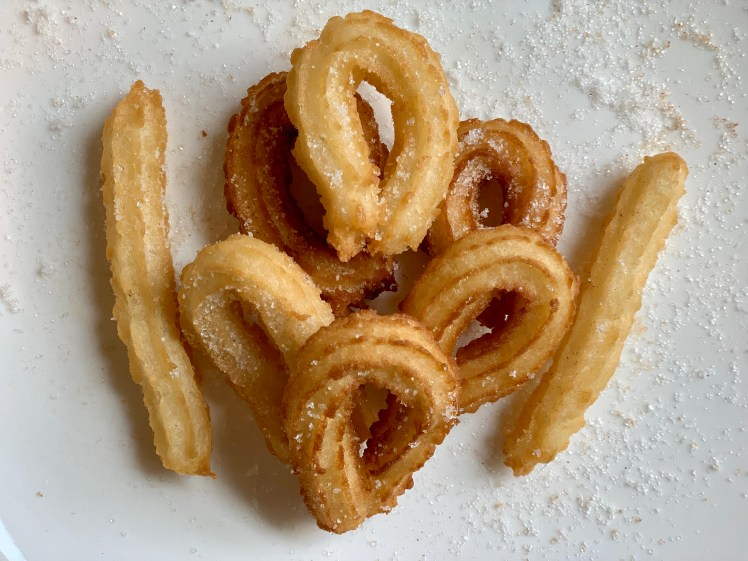 Homemade Spanish Churros Recipe Toddling Traveler