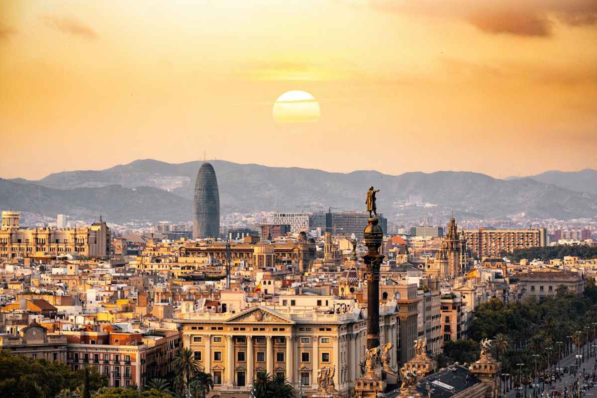 Spain Travel from Home Toddling Traveler