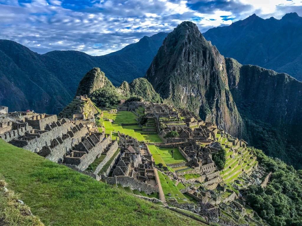 Machu Picchu Peru Travel from Home Toddling Traveler