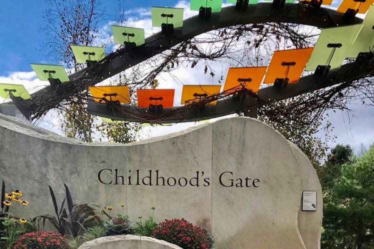 Penn State Arboretum Weekend Trips from Pittsburgh Toddling Traveler