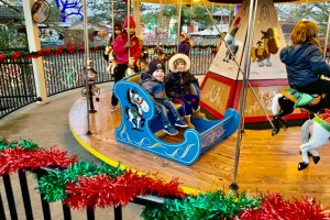 Hershey Park Christmas Candylane Toddling Traveler