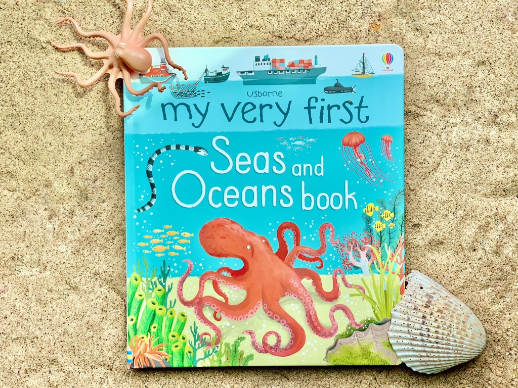 Sea and Ocean Books for Preschoolers Toddling Traveler