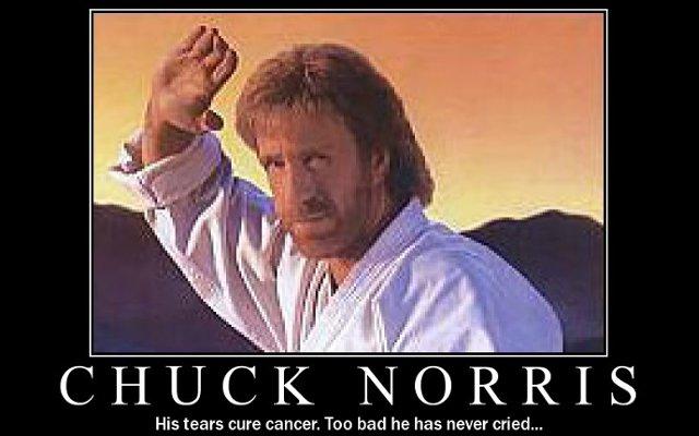 Happy Birthday Chuck Norris King Of Internet Memes Bright Shiny Objects