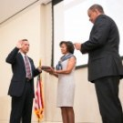 FHFA Director Mel Watt Swearing In