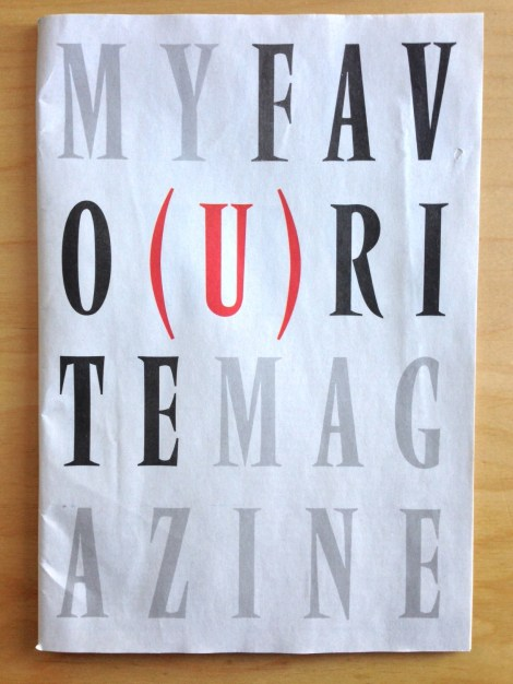 my favourite mag 1