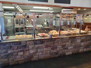 Food Bar at Great Am