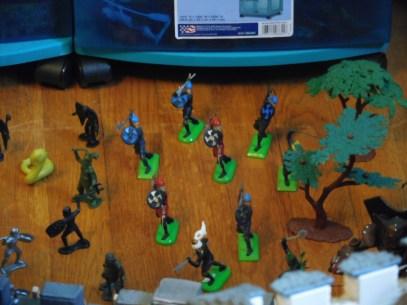 Assault Force-Left (Castle Right Side)