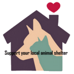 support your local animal shelter 1