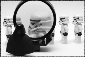 stormtrooper inspection