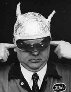 I Can't Hear You Tin Foil Hat